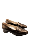 Italian heeled shoes