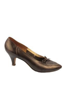 Bally heeled pointed shoes