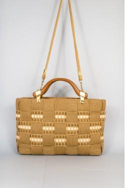 Brand new italian woven bag