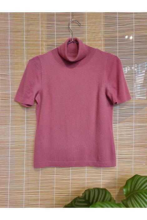 TRUSSARDI pure cashmere blouse